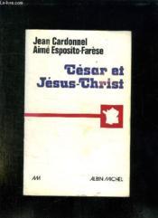 Cesar Et Jesus Christ. - Couverture - Format classique