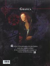 Le troisième testament t.3 ; Luc ou le souffle du taureau - 4ème de couverture - Format classique