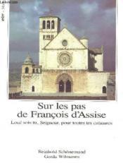 Sur Les Pas De Francois D Assise - Couverture - Format classique