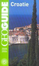 Geoguide ; Croatie (édition 2005/2006) - Intérieur - Format classique