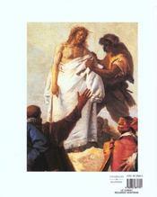 Le Christ : Regards Venitiens - 4ème de couverture - Format classique
