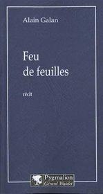Feu De Feuilles - Intérieur - Format classique