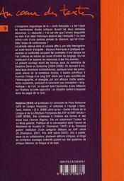 L'obscurité ; langage et herméneutique sous l'Ancien Régime - 4ème de couverture - Format classique