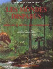 Les Mondes Disparus - Intérieur - Format classique