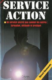 Service action - Couverture - Format classique