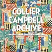 The Collier Campbell Archive - 50 Years Of Passion In Pattern /Anglais - Couverture - Format classique