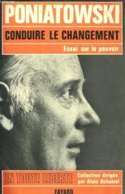 Conduire Le Changement. - Couverture - Format classique