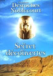 Le Secret Des Decouvertes - Couverture - Format classique