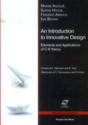 Vente livre :  An introduction to innovative design  - Collectif