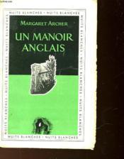Un Manoir Anglais - Couverture - Format classique