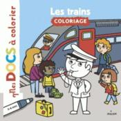 Vente  Les trains  - Alice Le Henand - Solenne & Thomas