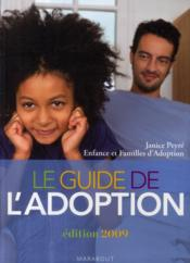Guide de l'adoption  - Peyre-J