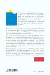 Panorabac Sciences De La Vie Et De La Terre L'Epreuve De Svt Au Baccalaureat S - 4ème de couverture - Format classique