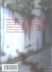 Daydream t.1 - 4ème de couverture - Format classique
