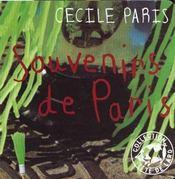 Souvenirs de Paris - Intérieur - Format classique