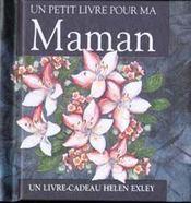 Un petit livre pour ma maman - Intérieur - Format classique