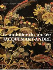 Le mobilier français du musée Jacquemart-André - Intérieur - Format classique