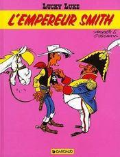 Lucky Luke t.45 ; l'empereur Smith - Intérieur - Format classique
