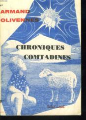 Chroniques comtadines - Couverture - Format classique