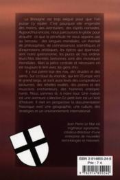 History of Brittany -; the Breton point of view - 4ème de couverture - Format classique