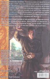 Feerie Pour Les Tenebres T 1 - 4ème de couverture - Format classique