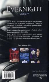 Evernight t.4 . afterlife - 4ème de couverture - Format classique