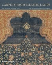 Carpets From Islamic Lands (Hardback) /Anglais - Couverture - Format classique