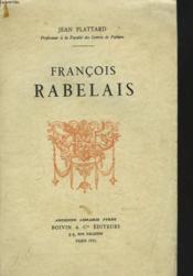Francois Rabelais - Couverture - Format classique