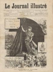 Journal Illustre (Le) N°1 du 05/01/1879 - Couverture - Format classique