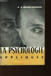 La Psychologie Appliquee - Couverture - Format classique