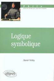 Logique Symbolique - Intérieur - Format classique