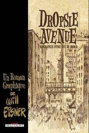Dropsie avenue ; biographie d'une rue du Bronx - Intérieur - Format classique