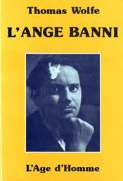 Ange Banni (L') - Couverture - Format classique