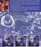 La cuisine des loup de mer - 4ème de couverture - Format classique
