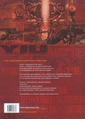 Yiu, premières missions t.2; les résurrections de l'impure - 4ème de couverture - Format classique