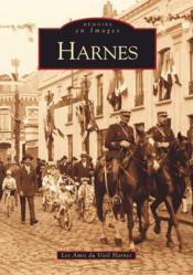 Harnes - Couverture - Format classique