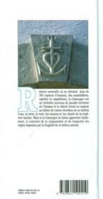 Camargue, terre d'eternite - 4ème de couverture - Format classique