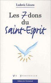 Les 7 dons du Saint-Esprit - Couverture - Format classique