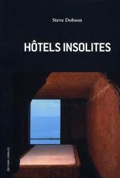 Hôtels insolites du monde - Intérieur - Format classique