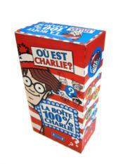 Où est Charlie ? ; la boîte 100% Charlie - Couverture - Format classique