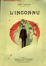 L'Inconnu. Collection Modern Bibliotheque. - Couverture - Format classique