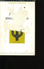 L'Entretien Psychologique. - Couverture - Format classique