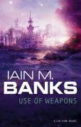 Vente livre :  USE OF WEAPONS - A SCIENCE FICTION  NOVEL  - Iain M. Banks
