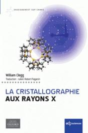 Vente  Cristallographie aux rayons X  - William Clegg