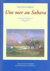 Une mer au Sahara - Intérieur - Format classique