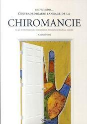 Entrez dans l'extraordinaire langage de la chiromancie - Intérieur - Format classique