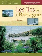 Les îles de la bretagne - Intérieur - Format classique