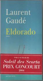 Eldorado - Couverture - Format classique