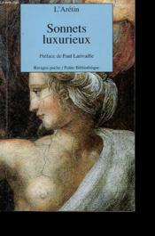 Sonnets luxurieux - Couverture - Format classique