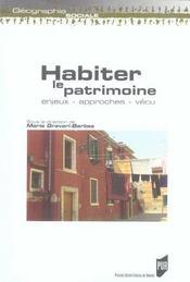 Habiter Le Patrimoine - Intérieur - Format classique